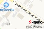 Схема проезда до компании Гастроном №7 в Перми