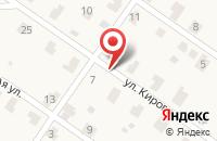 Схема проезда до компании Рекламно-Производственная Группа «Синий Кот» в Перми