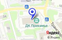 Схема проезда до компании МУП МУП КОММУНАЛЬНАЯ СЛУЖБА ТЕПЛОЭНЕРГО в Соликамске