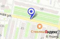 Схема проезда до компании ГОРОДСКАЯ БОЛЬНИЦА № 4 в Соликамске