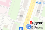 Схема проезда до компании СИТИ в Березниках
