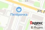Схема проезда до компании Территориальный фонд обязательного медицинского страхования Пермского края в Березниках
