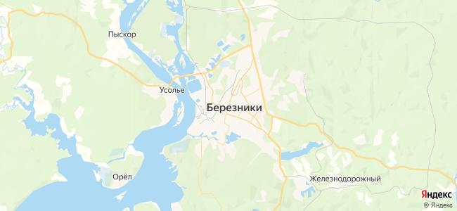 44 автобус в Березниках