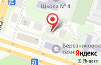 Схема проезда до компании Техпомощь Троицк в Александровке