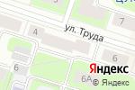 Схема проезда до компании Березниковская межрайонная природоохранная прокуратура в Березниках