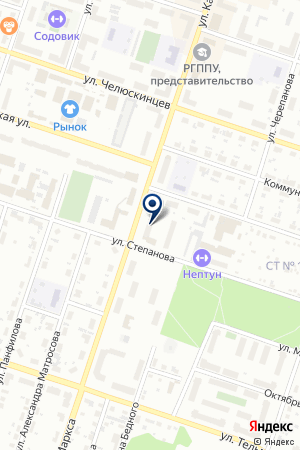 ГУБАХИНСКОЕ БЮРО ПУТЕШЕСТВИЙ на карте Березников