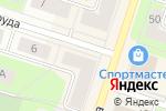 Схема проезда до компании Сеть салонов оптики в Березниках