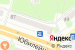Схема проезда до компании Планета здоровья в Березниках