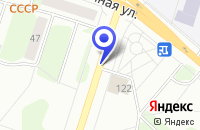 Схема проезда до компании ДЕТСКИЙ САД № 21 в Березниках