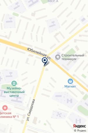 АВТОМАГАЗИН КЛАКСОН на карте Березников
