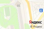 Схема проезда до компании Дом часов в Березниках