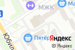 Схема проезда до компании Инспекция государственного технического надзора Пермского края в Березниках