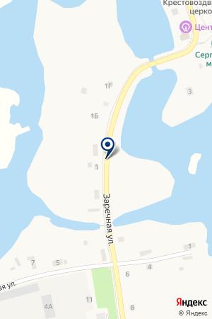 АЗС на карте Кунгура