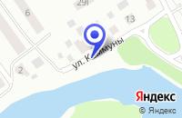 Схема проезда до компании ПРИХОД ВСЕХСВЯТСКОЙ ЦЕРКВИ в Кунгуре