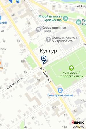 САЙТУМ — СОЗДАНИЕ САЙТОВ на карте Кунгура