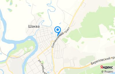Местоположение на карте пункта техосмотра по адресу Пермский край, г Кунгур, тер 3 км