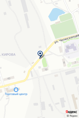 ДЕТСКИЙ САД № 8 на карте Кунгура