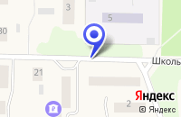 Схема проезда до компании ШКОЛА СРЕДНЕГО ОБЩЕГО ОБРАЗОВАНИЯ № 8 в Красновишерске