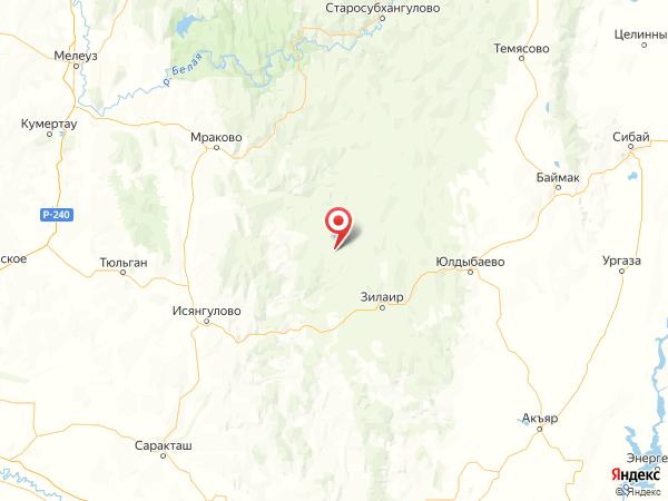 деревня Дмитриевка на карте