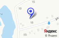 Схема проезда до компании ВЕТЕРИНАРНЫЙ УЧАСТОК ПОС.УК в Аше