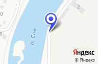 Схема проезда до компании РАЙОННЫЙ ДОМ КУЛЬТУРЫ в Аше