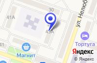 Схема проезда до компании ДЕТСКО-ЮНОШЕСКАЯ СПОРТИВНАЯ ШКОЛА (ДЮСШ) в Аше