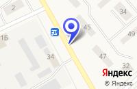 Схема проезда до компании ПРОФЕССИОНАЛЬНОЕ УЧИЛИЩЕ № 17 в Березовке