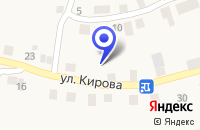 Схема проезда до компании МОУ ДЕТСКАЯ ШКОЛА ИСКУССТВ в Суксуне