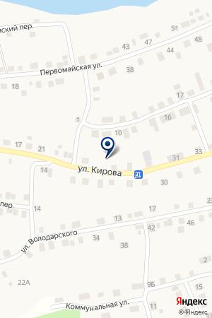 МОУ ДЕТСКАЯ ШКОЛА ИСКУССТВ на карте Суксуна