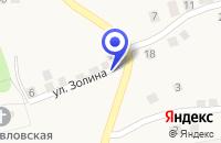Схема проезда до компании ПЕТРОПАВЛОСКАЯ ЦЕРКОВЬ в Суксуне