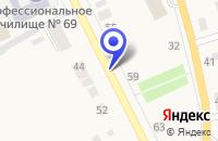 Схема проезда до компании МАГАЗИН ЦВЕТЫ в Суксуне