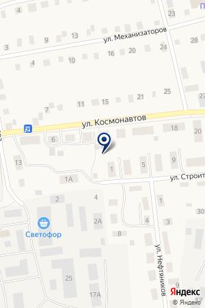 МАГАЗИН СТРОИТЕЛЬНЫХ ТОВАРОВ ТАРХОВ А. Н. на карте Суксуна