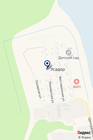 АВТОСЕРВИСНОЕ ПРЕДПРИЯТИЕ НОРД-АВТО-СЕРВИС на карте Усинска