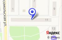 Схема проезда до компании ТОРГОВО-СЕРВИСНАЯ ФИРМА ПОЖАРНАЯ ОХРАНА в Усинске