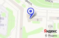 Схема проезда до компании ТФ ЕГОРОВ С.И. в Октябрьском