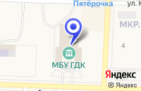 Схема проезда до компании ПРОДУКТОВЫЙ МАГАЗИН УГОЛОК в Александровске