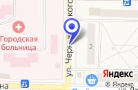 Схема проезда до компании МАГАЗИН ТОВАРЫ ДЛЯ ДОМА в Александровске