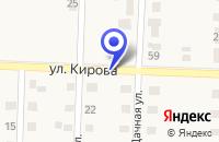 Схема проезда до компании ТФ ДВОЕГЛАЗОВ Ю. А. в Александровске