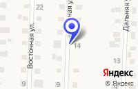 Схема проезда до компании ПРОИЗВОДСТВЕННОЕ ПРЕДПРИЯТИЕ АЛЕКСАНДРОВСКИЙ МЕЖЛЕСХОЗ в Александровске