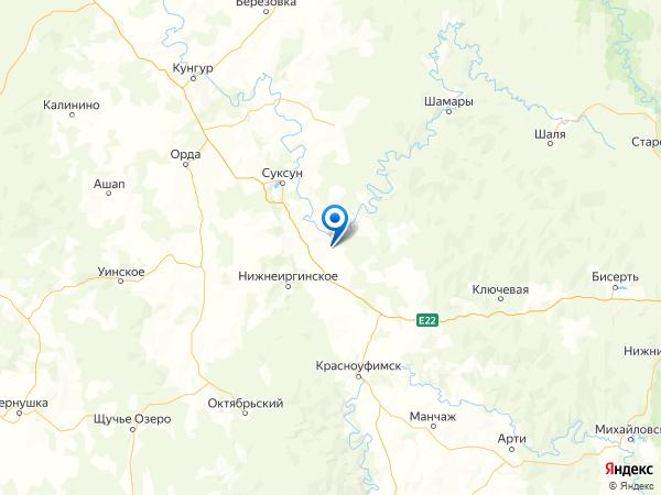 деревня Пастухово на карте