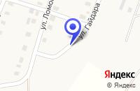 Схема проезда до компании ТОРГОВЫЙ КОМПЛЕКС КАСКАД в Симе