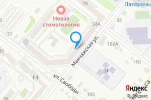 Однокомнатная квартира в Красноуфимске ул Манчажская