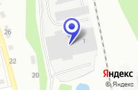 Схема проезда до компании ТФ ПОСУДА-ТРЕЙД в Лысьве