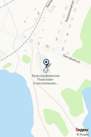 АГЗС СГ-АВТО на карте Красноуфимска