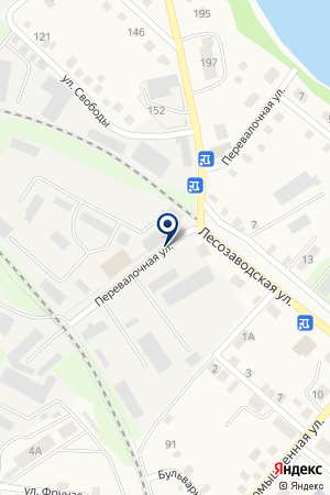 РЕКЛАМА НА КОЛЕСАХ на карте Красноуфимска