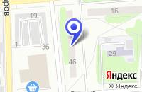 Схема проезда до компании МАГАЗИН АЛКОГОЛЬНОЙ ПРОДУКЦИИ ПЕРМАЛКА в Лысьве
