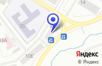 Схема проезда до компании СТРОИТЕЛЬНАЯ ФИРМА ОРИОН в Лысьве