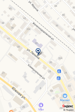 ЖЭУ № 1 на карте Чусового