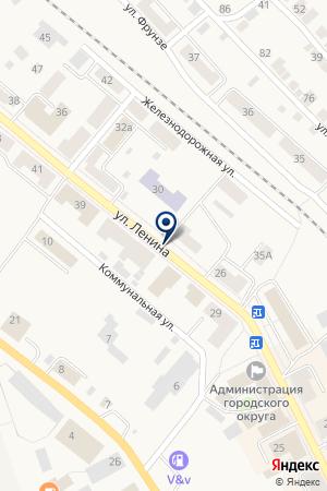 ОХРАННОЕ ПРЕДПРИЯТИЕ КАСКАД на карте Чусового