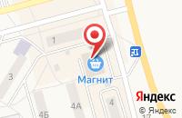 Схема проезда до компании Тайга в Чусовом